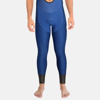 Tight met bretels ZEROWEIGHT WARM, poseidon - black, large