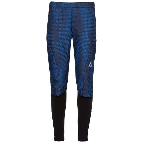 Pants IRBIS X-Warm, peacoat AOP, large