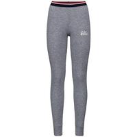 Women's ACTIVE WARM ORIGINALS Base Layer Pants, grey melange, large