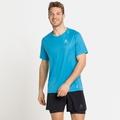 Herren ESSENTIAL CHILL-TEC T-Shirt, horizon blue, large