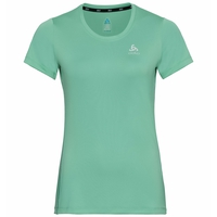 Women's ELEMENT Running T-Shirt, creme de menthe, large