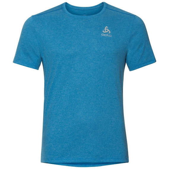 Men's MILLENNIUM ELEMENT T-Shirt, blue aster melange, large