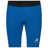Pantaloncini ciclismo BREEZE, energy blue - black, large