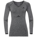 Completo Base Layer lungo PERFORMANCE EVOLUTION da donna, grey melange, large