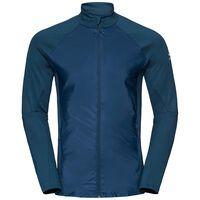 Jacket VELOCITY ELEMENT, poseidon - blue jewel, large