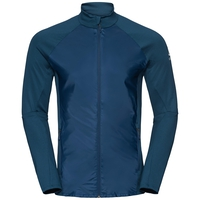 Herren VELOCITY ELEMENT Jacke, poseidon - blue jewel, large