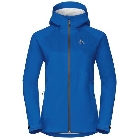AEGIS Jacket women, energy blue, large