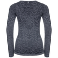 BL Top Crew neck l/s BLACKCOMB Light, diving navy - odlo silver grey, large