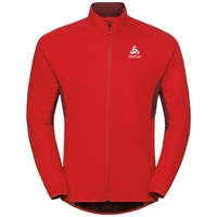 Men's AEOLUS ELEMENT Jacket, fiery red - syrah, large