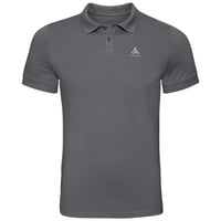 Polo NEW TRIM, odlo steel grey, large
