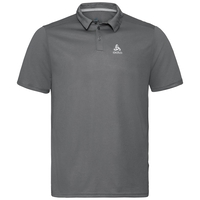 Polo F-DRY, odlo steel grey, large