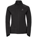 Midlayer full zip CARVE Warm, black, large