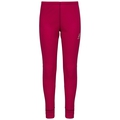 ACTIVE WARM KIDS Base Layer Pants, cerise, large