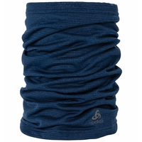 Unisex ACTIVE THERMIC Tube, estate blue melange, large