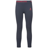 ZEROWEIGHT CERAMICOOL PRO 7/8 Tights, odyssey gray - diva pink, large