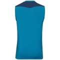 BL Top Crew neck s/l CERAMICOOL, blue jewel - poseidon, large