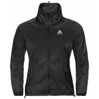 Women's ZEROWEIGHT Running Jacket, black, large