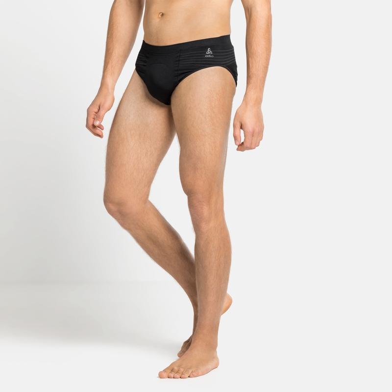 Men's PERFORMANCE LIGHT Sports Underwear Brief, black, large