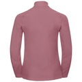 Women's BERNINA 1/2 Zip Midlayer, mesa rose, large