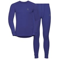 Women's ACTIVE WARM Base Layer Set, clematis blue, large
