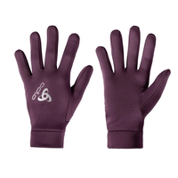 STRETCHFLEECE LINER WARM Handschuhe, pickled beet, large