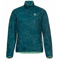 Women's ELEMENT LIGHT AOP Jacket, submerged - graphic FW20, large