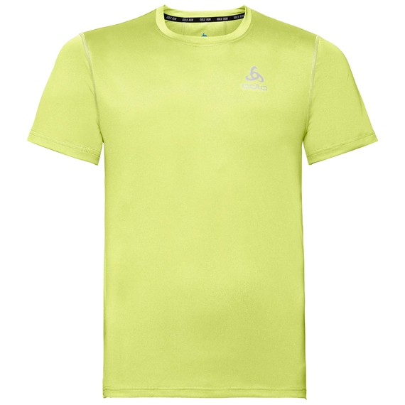 Men's CERAMICOOL ELEMENT T-Shirt, sunny lime, large