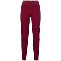 Pantalones AEOLUS Warm, rumba red, large