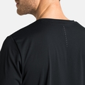Herren ZEROWEIGHT CHILL-TEC BLACKPACK Langarm-Laufshirt, black - blackpack, large