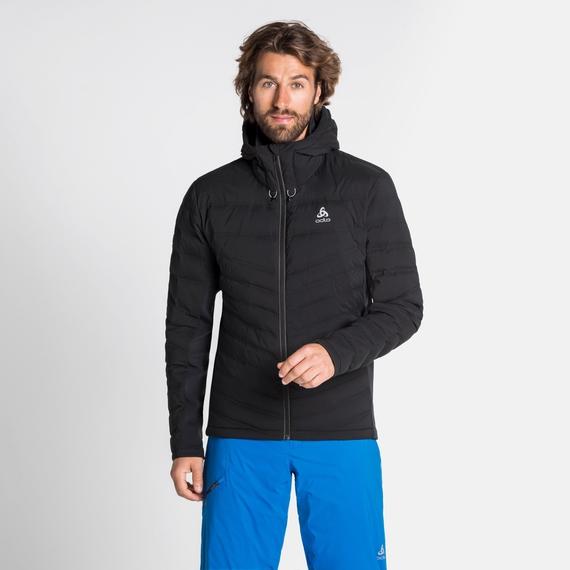 Geïsoleerde SEVERIN COCOON-jas voor heren, black, large