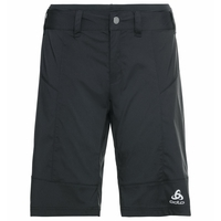 MORZINE cycling shorts with inner brief women, black, large