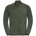 Men's HALDEN Full-Zip Midlayer, climbing ivy, large