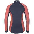MILES-jas voor dames, faded rose - odyssey gray, large