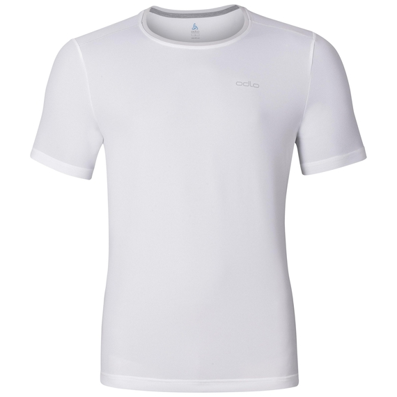 GEORGE t-shirt, white, large
