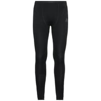 Men's PERFORMANCE EVOLUTION WARM Base Layer Pants, black - odlo graphite grey, large