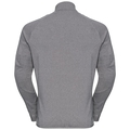 Men's CARVE CERAMIWARM Midlayer, grey melange, large