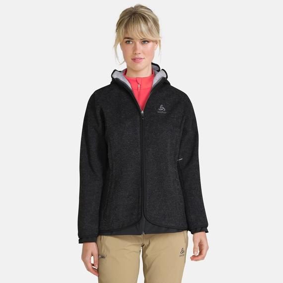 Jacket UNION, black, large