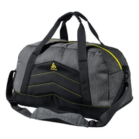 Bag TRAINING, odlo graphite grey - safety yellow, large