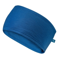 NATURAL+ OUTDOOR Stirnband, energy blue, large