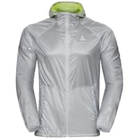ZEROWEIGHT PRO-jas voor heren, silver - acid lime, large