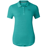 TRIM polo shirt, baltic, large