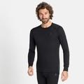 Men's ACTIVE WARM ECO Long-Sleeve Baselayer Top, black, large