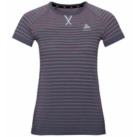 Women's BLACKCOMB PRO T-Shirt, odyssey gray - space dye, large