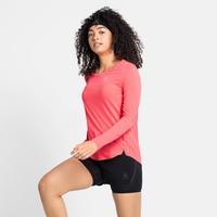 ZEROWEIGHT CHILL-TEC-hardloop-T-shirt met lange mouwen voor dames, siesta, large