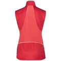 Women's ZEROWEIGHT WINDPROOF WARM Vest, hibiscus, large
