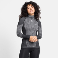 Women's BLACKCOMB Baselayer with Facemask, black, large