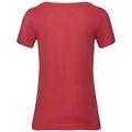 F-DRY PRINT Baselayer T-Shirt, chrysanthemum - flower print SS19, large