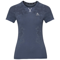 CERAMICOOL BLACKCOMB PRO Baselayer T-Shirt, blue indigo - faded denim - black, large