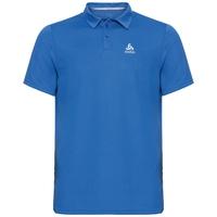 F-DRY Poloshirt, nebulas blue, large