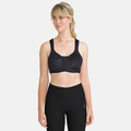 Women's Padded HIGH A-Cup Sports Bra, black, large